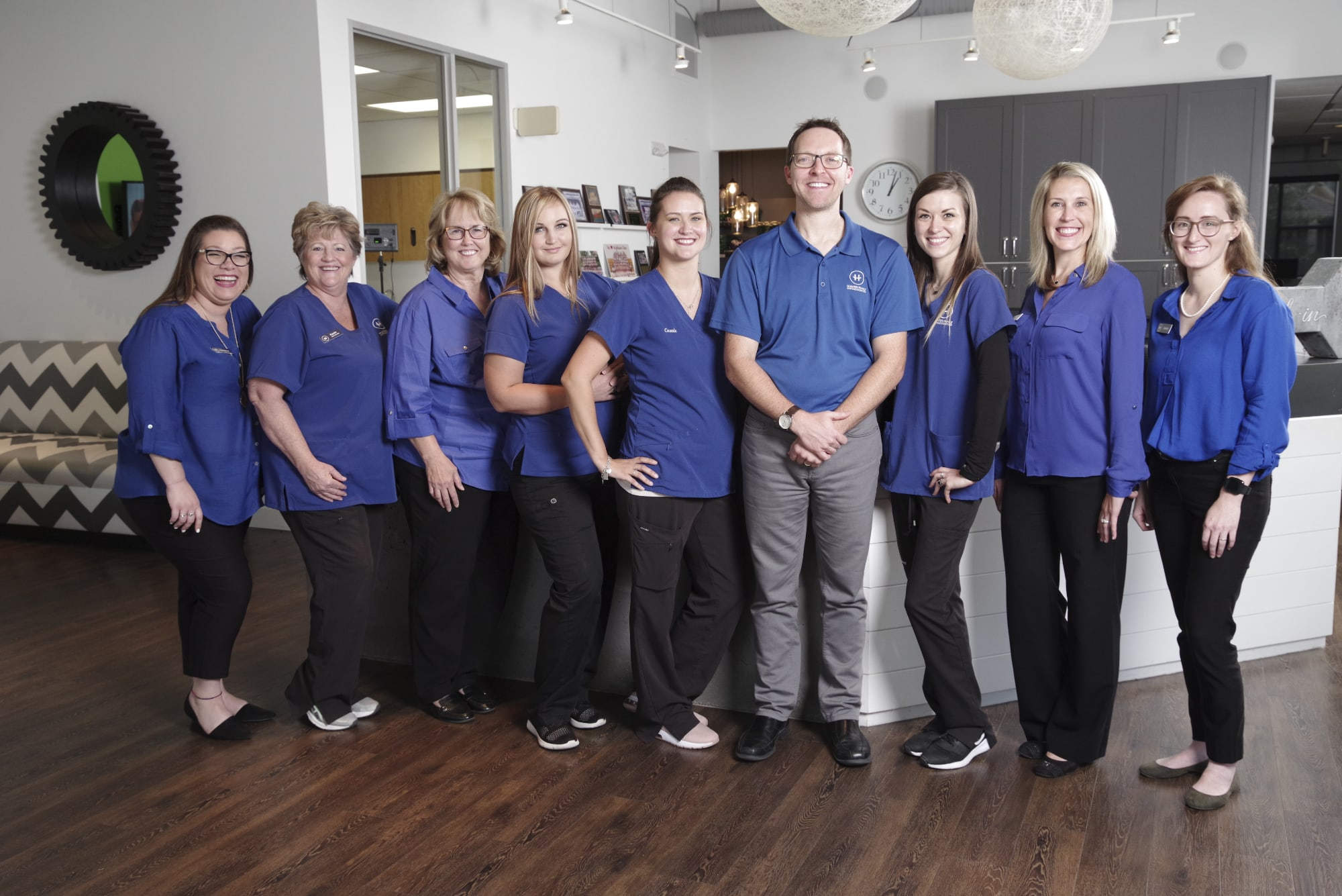 Hunter Family Ortho Team